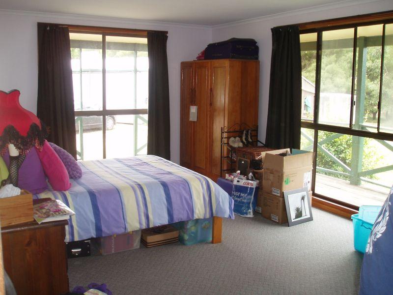 Before - main bedroom