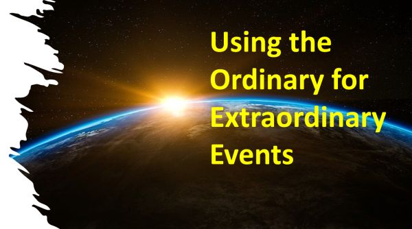 Extraordinary event