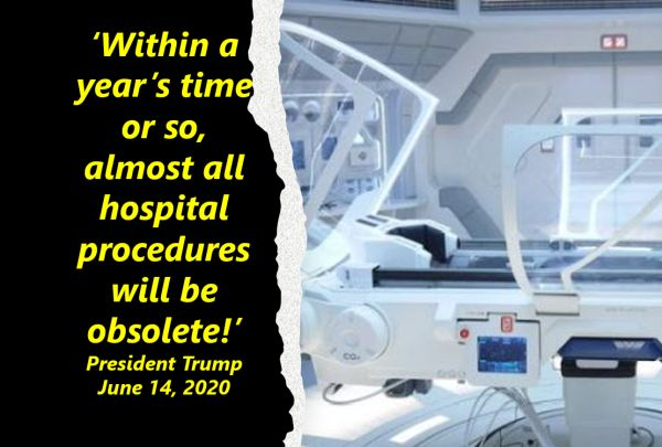 Astonishing Age Reversal Med-Beds And Little Known Current Technology -  Marilyn Williams