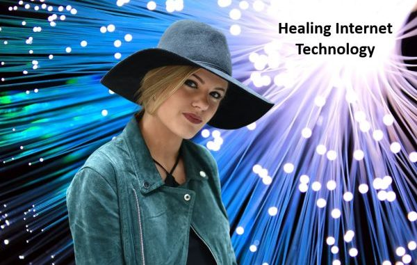powerful healing internet technology