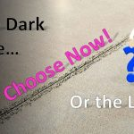 Choose Your Side - The Line Is Drawn - Easy Test!