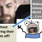 Simple Pantomimes To Wake A Sleeping World Without Panic