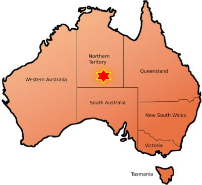 Australia the lucky country